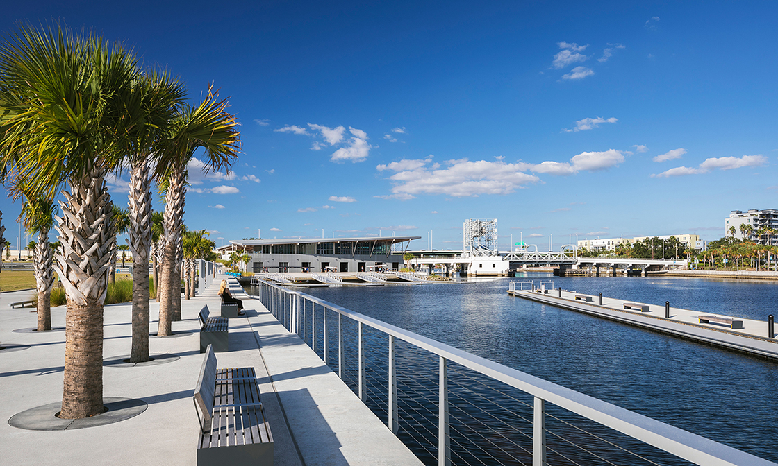 Photo of Julian B Lane Riverfront Park