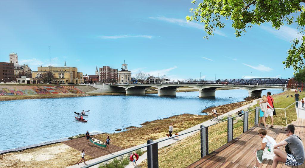 Hamilton River Plan