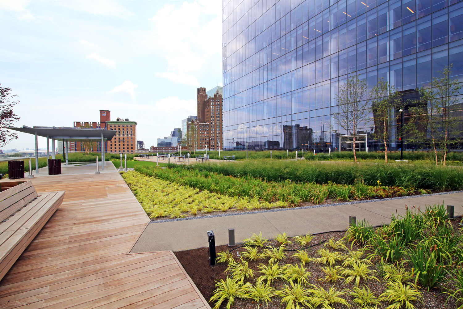 Photo of Prudential Tower Roof Terrace & Plaza